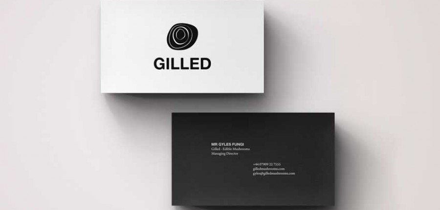 Gilled