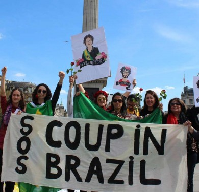 No Coup in Brazil